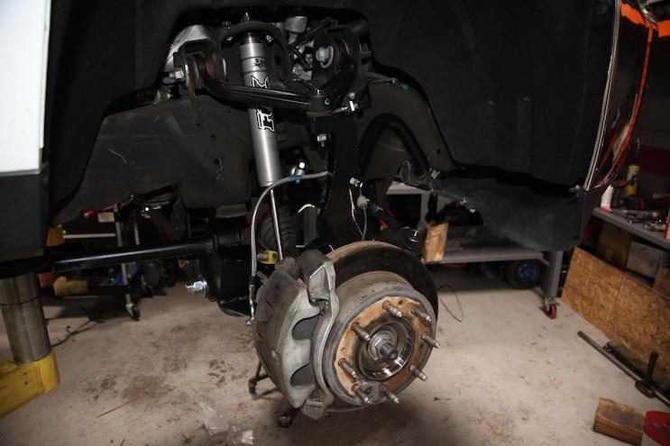 2015 Gm 2500 Install Part Three 02