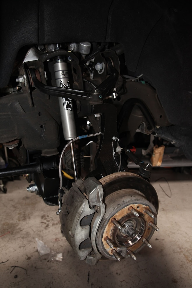 2015 Gm 2500 Install Part Two 02