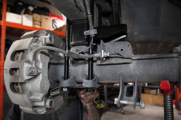2015 Gm 2500 Install Part Two 10