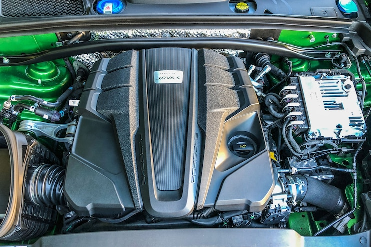 2019 Porshe Macan S Daily Driven Engine