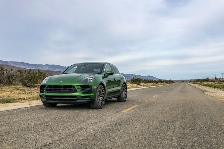 2019 Porshe Macan S Daily Driven