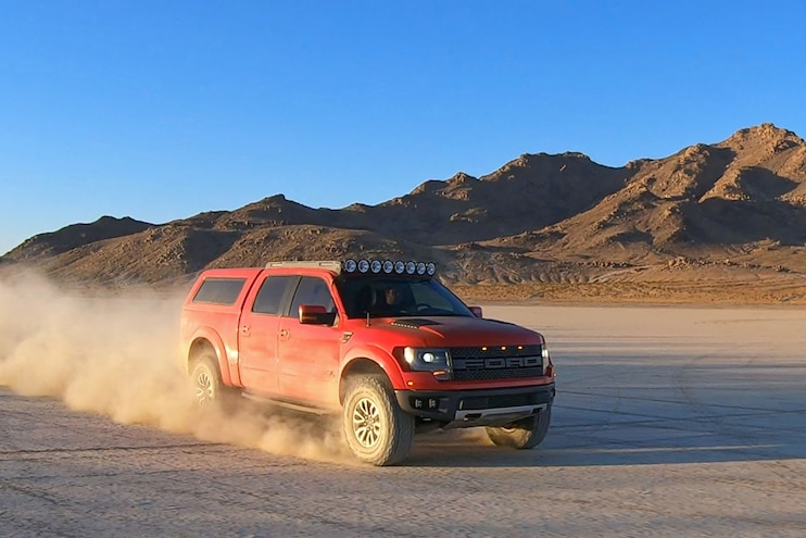 How to Improve Engine Performance on a First-Generation F-150 Raptor