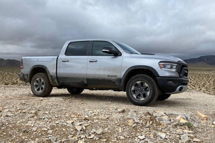 2019 Ram 1500 Rebel 12: Life With Advanced Tech And Useful Features