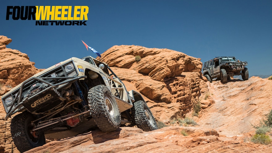 Cool Truck Zoom Backgrounds: Jeeps, Off-Road Action, and More!