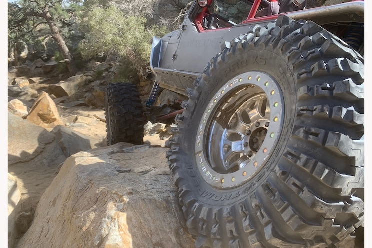 The World's Largest Street Legal Off-Road Tire – Mickey Thompson Baja Pro XS