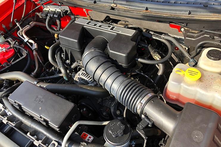 002 2013 Ford F150 Raptor V8 Engine Performance Upgrades 1