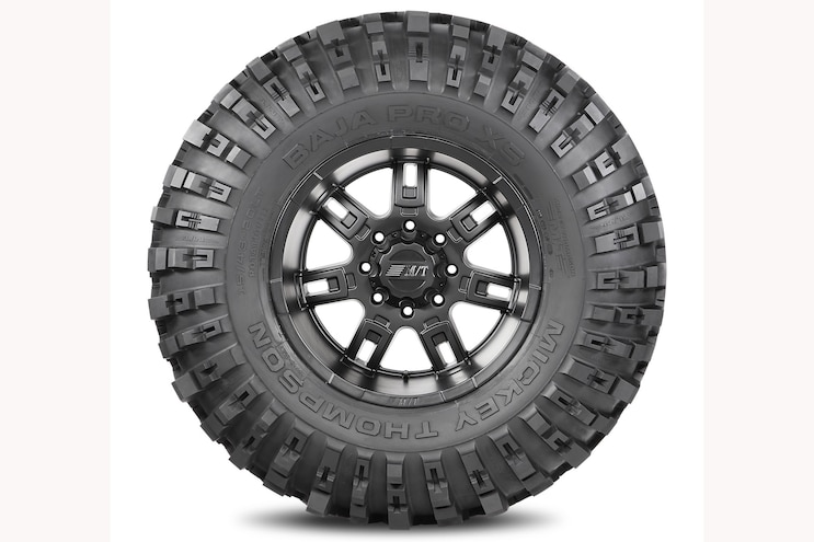 002 Mickey Thompson Baja Pro Xs Off Road Tire