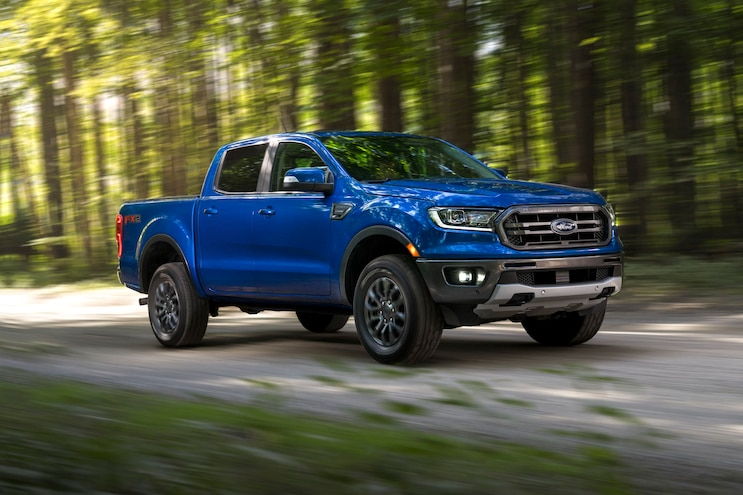 New Unsold 2019 Model Year Trucks