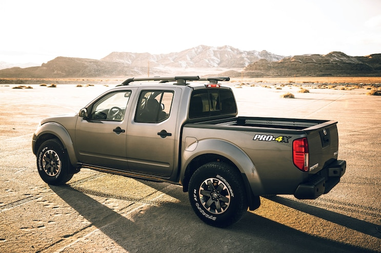 003 2020 Nissan Frontier Pricing