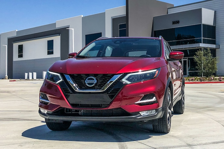 This 2020 Nissan Rogue Sport was Driven for a Week, Here's What We Thought