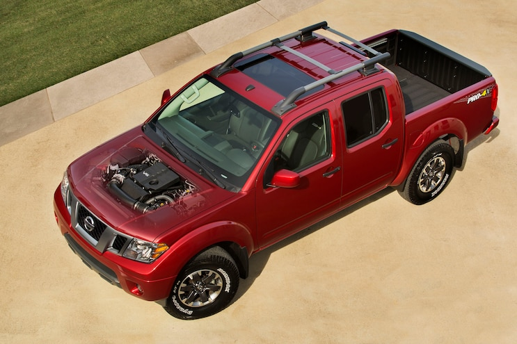 006 2020 Nissan Frontier Pricing