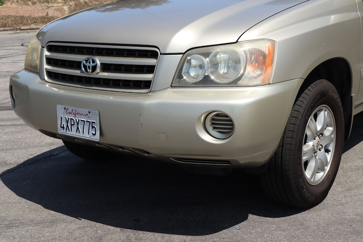 2001 Lifted Toyota Highlander Accessories 02