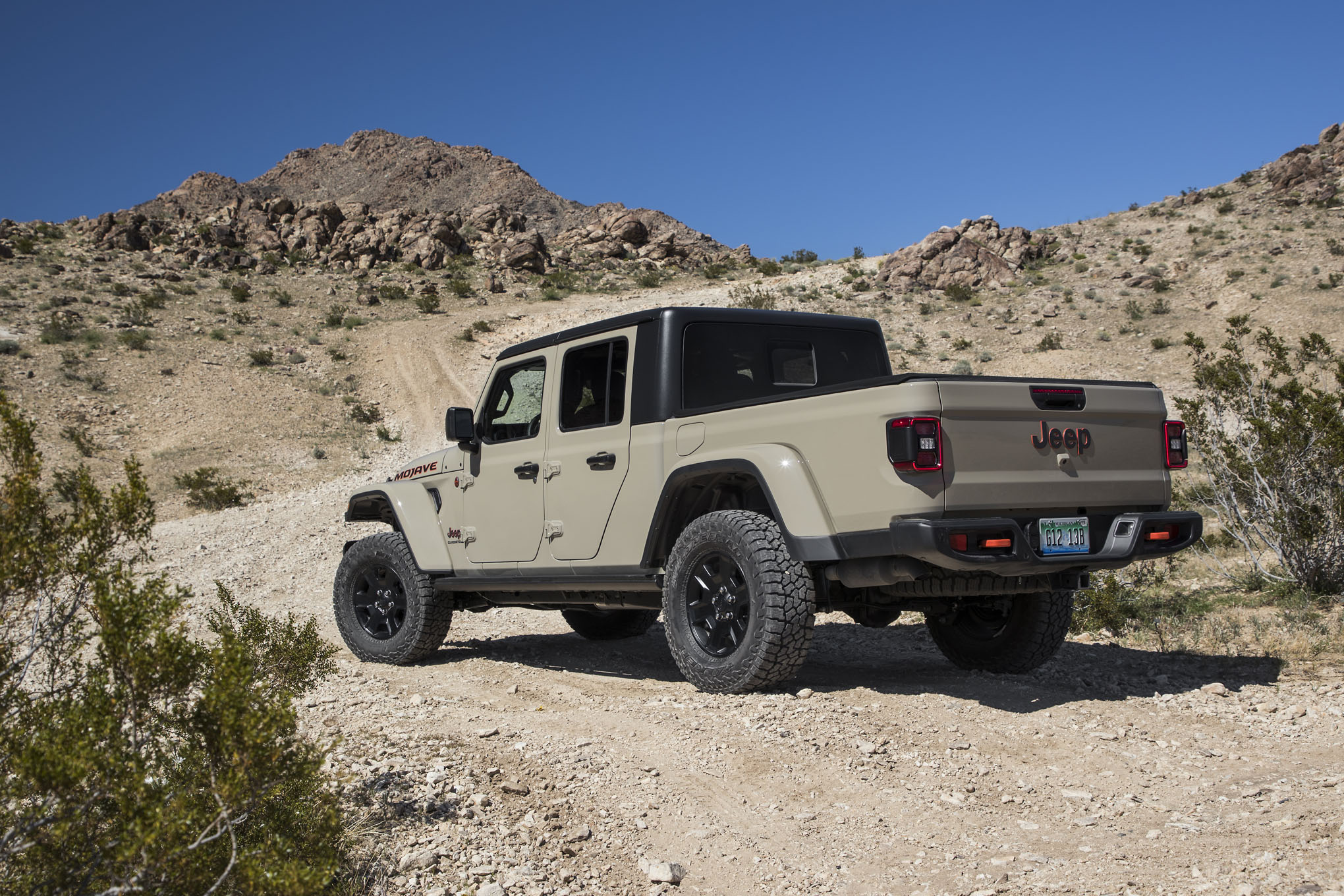 2020 Jeep Gladiator Mojave First Drive Review