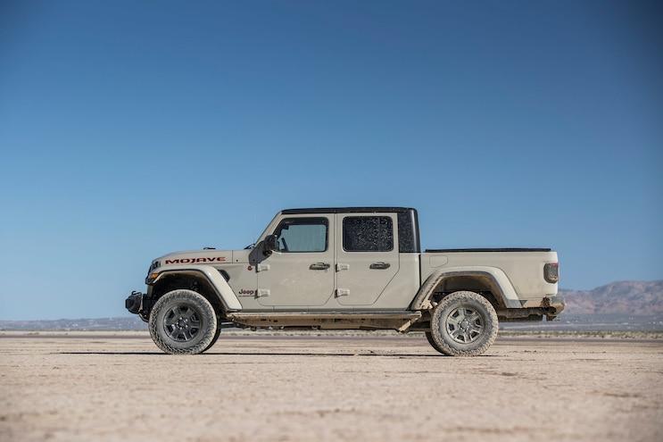 2020 Jeep Gladiator Mojave 17