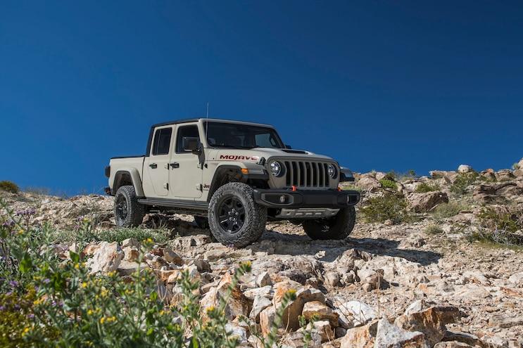 2020 Jeep Gladiator Mojave 2