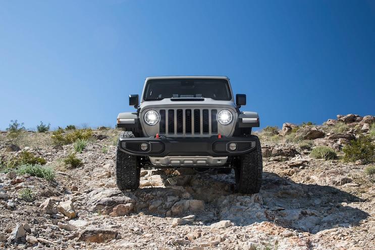 2020 Jeep Gladiator Mojave 3