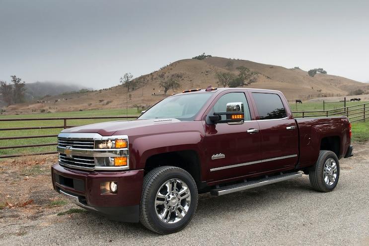 10 Best Used HD Trucks Under $25,000