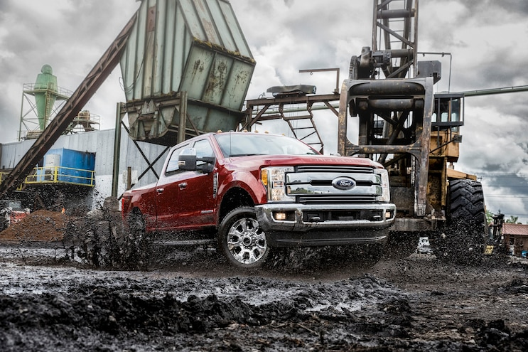 Best Used Hd Trucks Under 25k 2018 Ford Super Duty F 250 Lariat