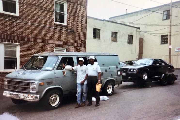 First Truck Kj