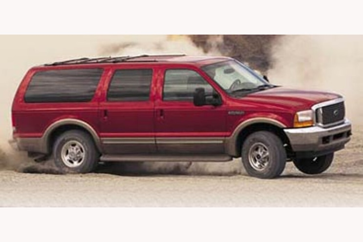 Ford Excursion Making A Comeback 2