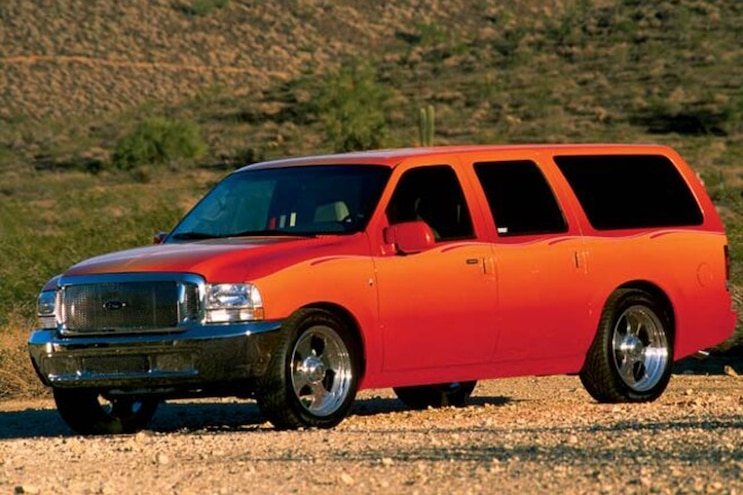Ford Excursion Making A Comeback 3