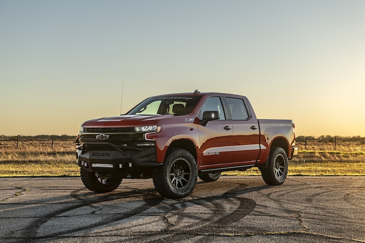 Hennessey Goliath 700 Released, Drag Races a Stock 6.2L Silverado