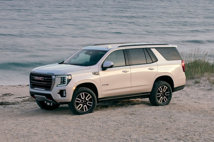 No Diesel For 2021 Yukon At4 3