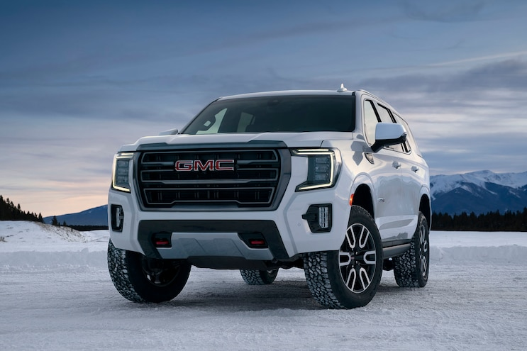 No Diesel For 2021 Yukon At4 5