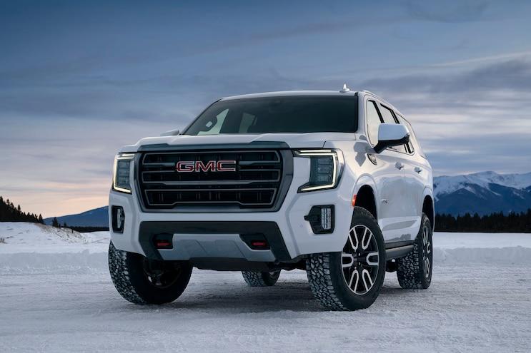 No Diesel For 2021 Yukon At4 5