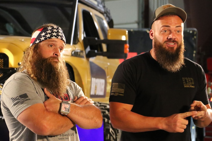 Redemption! Diesel Brothers Prepare for New Season by Crushing Past Fails—Literally!