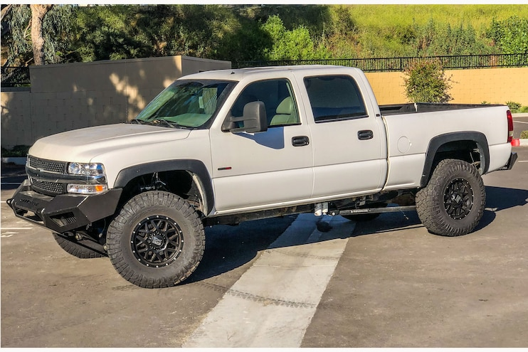 Clean and Dry Diesel Fuel for Our 2002 Chevy Silverado 2500HD Duramax