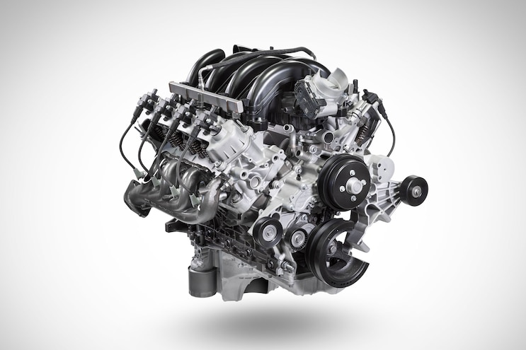 """Ford Performance Now Offering the 7.3L """"Godzilla"""" V-8 as a Crate Engine"""