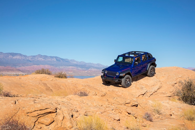 001 Jeep Badge Of Honor Program Update With New Off Road Trails