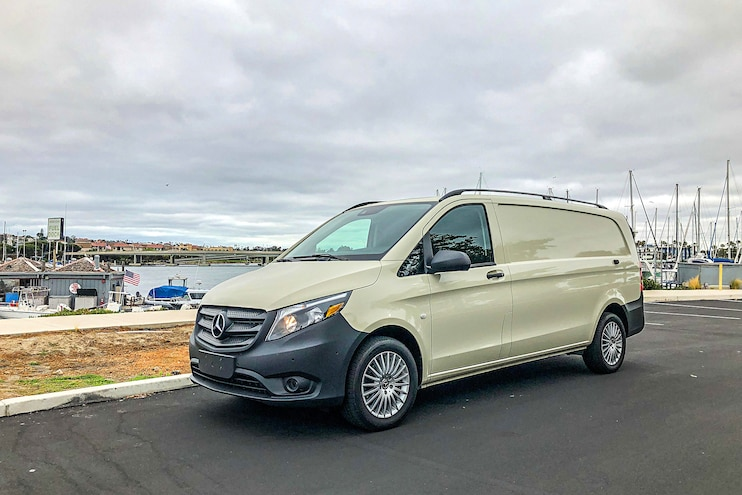 2019 Mercedes-Benz Metris – Daily Driven