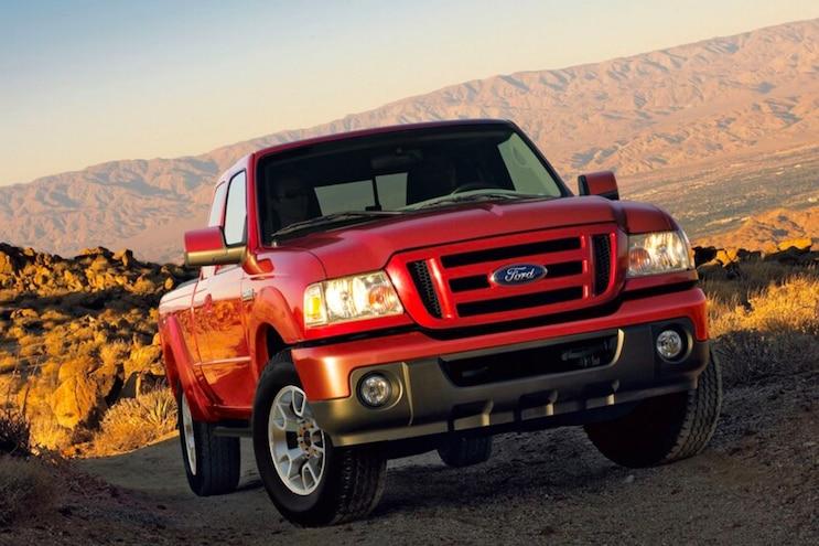 002 Best Used Trucks Under 5000 Ford Ranger