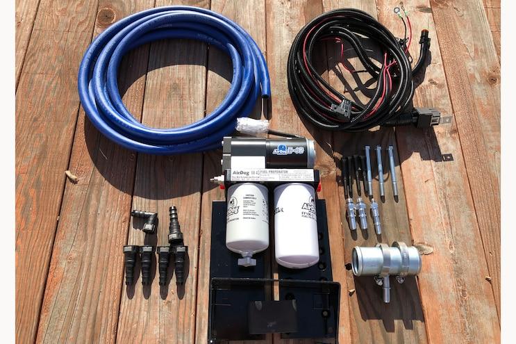 002 Duramax Airdog Ii 4g Lift Pump Install