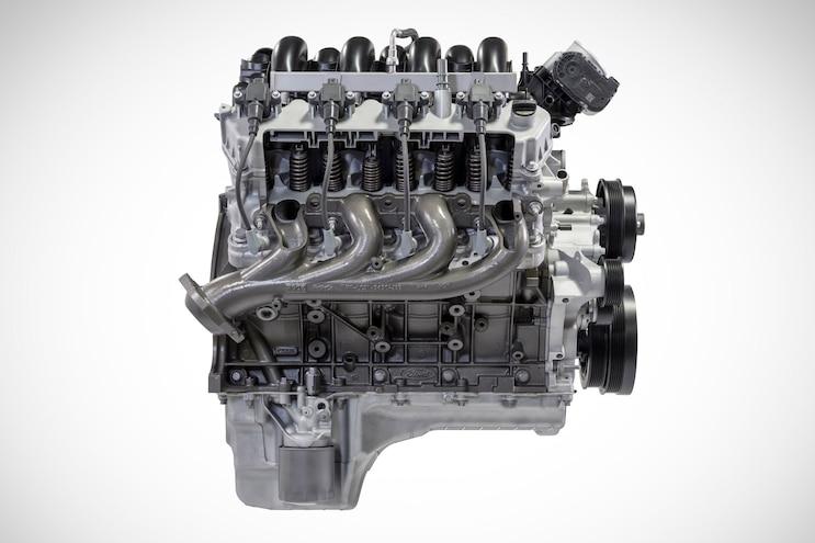 002 Ford 73 Godzilla Big Block V8 Crate Engine