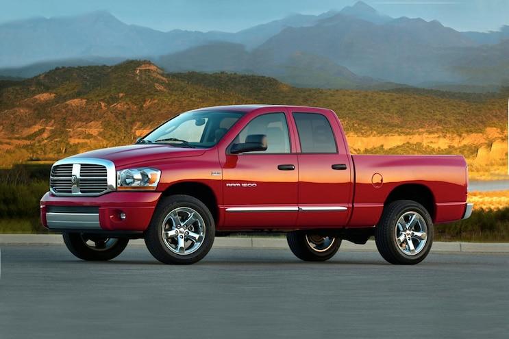 10 Best Used Pickup Trucks Under $5,000