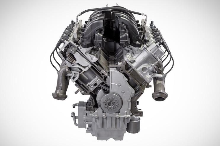 003 Ford 73 Godzilla Big Block V8 Crate Engine