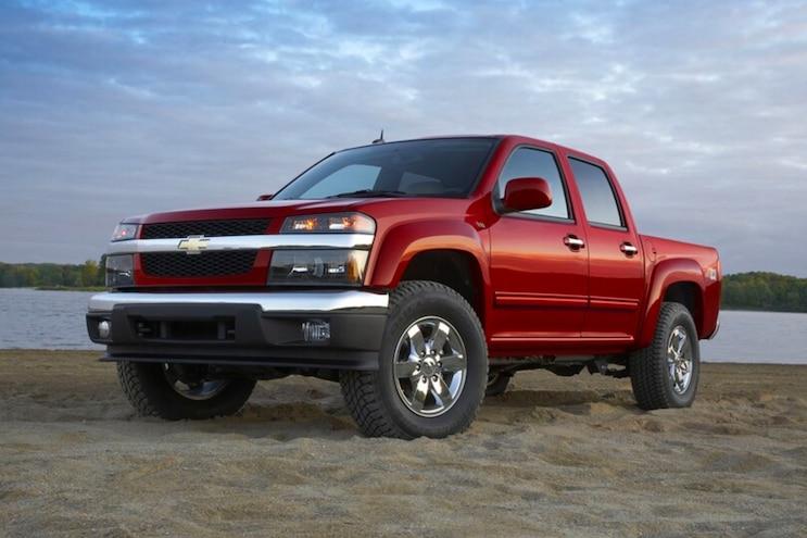 004 Best Used Trucks Under 5000 Chevrolet Colorado