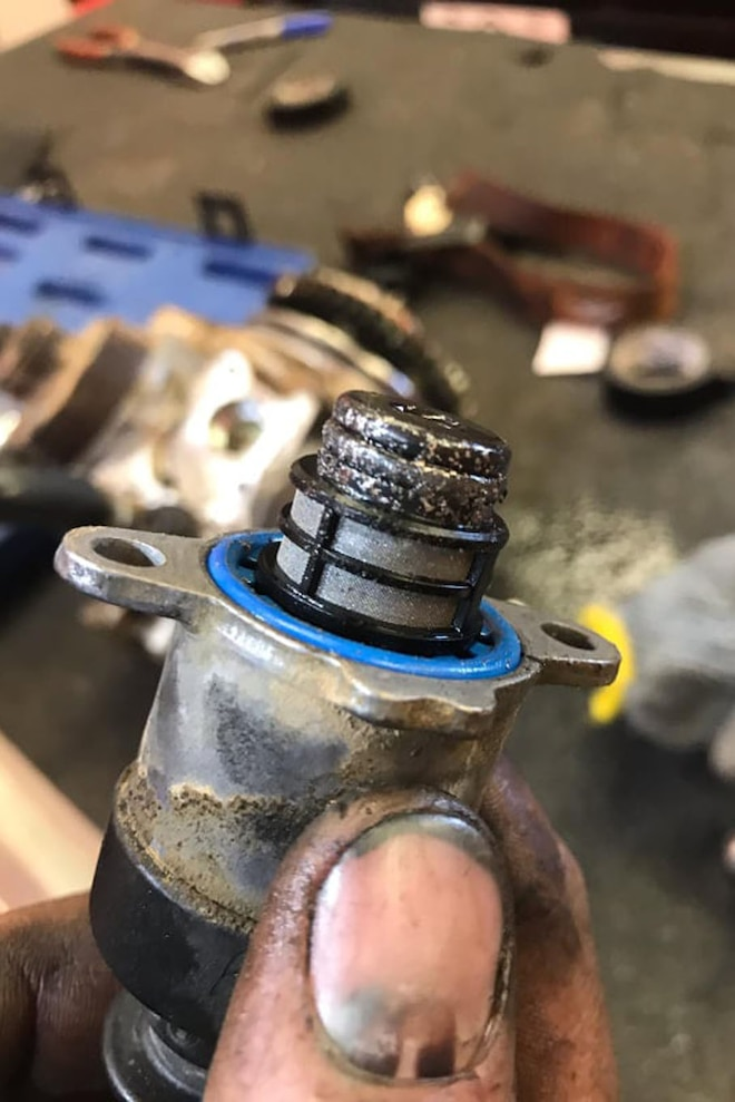004 What Is Cp4 Injection Pump Failure