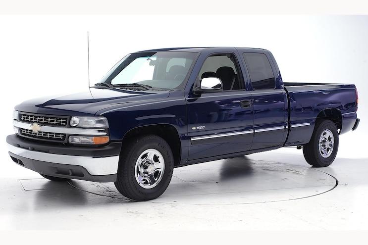 005 Best Used Trucks Under 5000 Chevrolet Silverado 1500