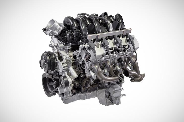 005 Ford 73 Godzilla Big Block V8 Crate Engine