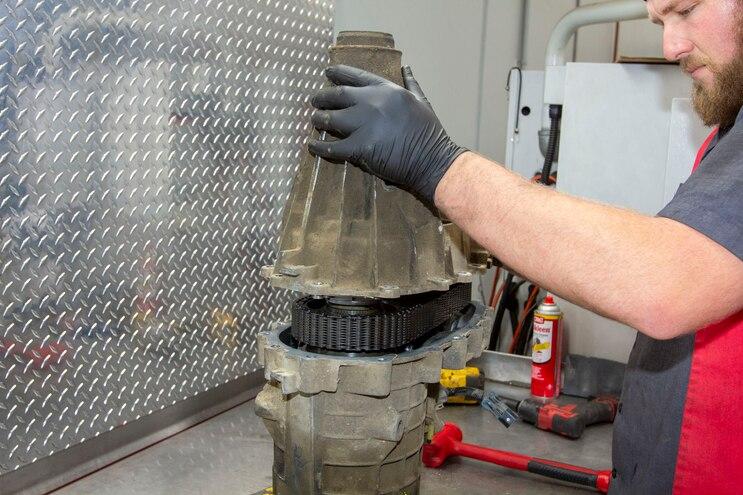 005 Ppe Diesel Gm Transfercase Pump Rub Fix Kit Install