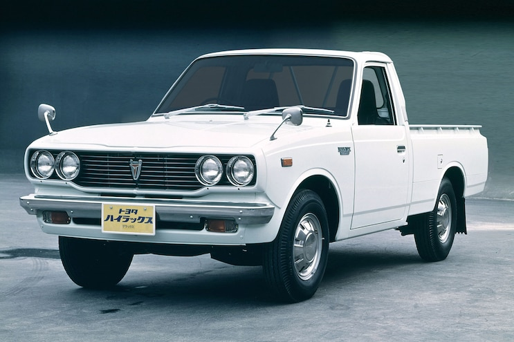 History of the Toyota Truck in America