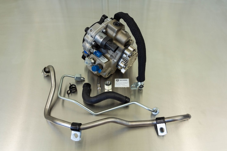 006 What Is Cp4 Injection Pump Failure