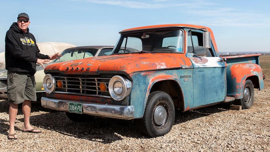 Coolest Classic Pickup Truck? Freiburger Says the 1966 Dodge D100 Utiline