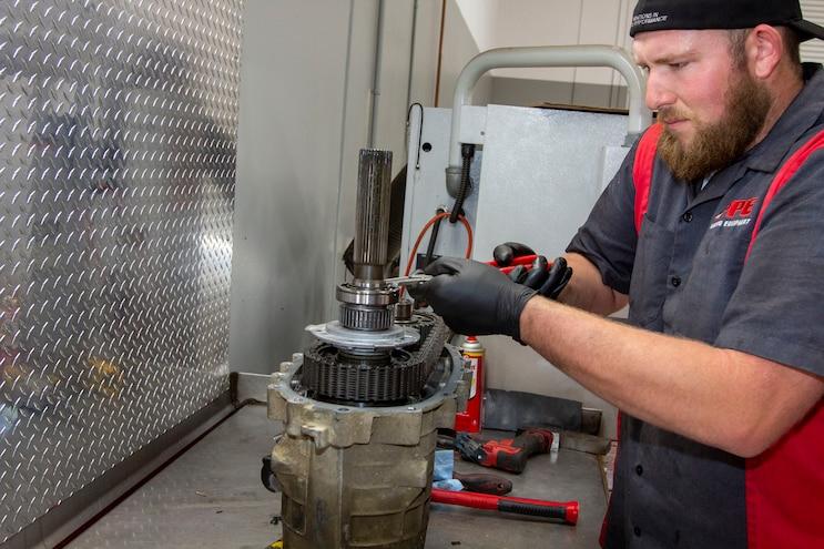 008 Ppe Diesel Gm Transfercase Pump Rub Fix Kit Install