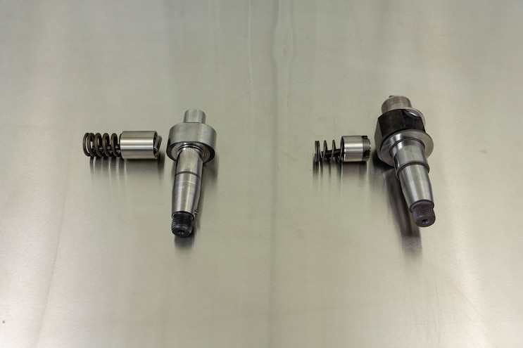 008 What Is Cp4 Injection Pump Failure