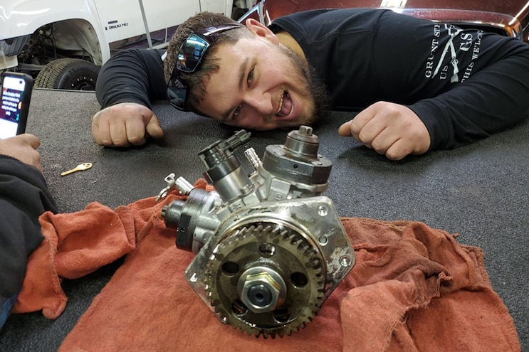 009 What Is Cp4 Injection Pump Failure